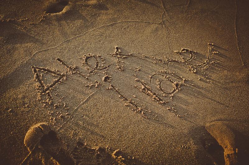 fotos postboda en la playa