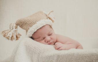 Leire, 11 días... Sesión de recién nacido