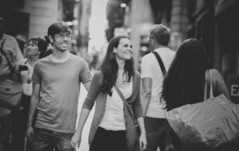 Preboda José María+Eva: un passeig pel Born
