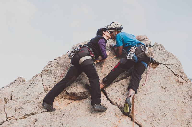 preboda escalada