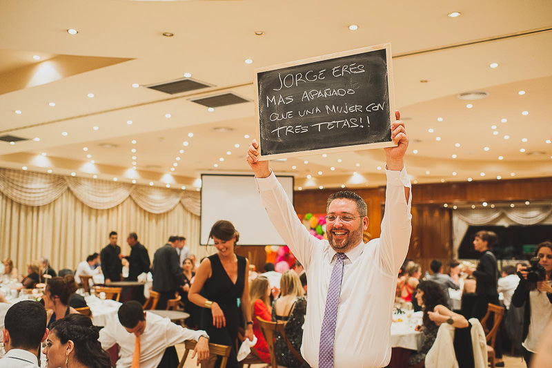 boda restaurant Resquitx