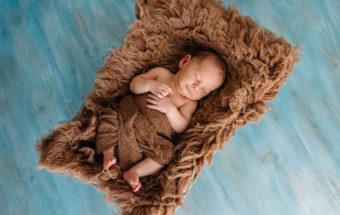 Èric, 8 dies... sessió de newborn