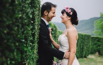 Laura + Carlos... boda en la Garrotxa