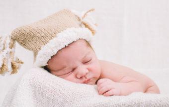 Leire, 11 dies... Sessió de recén nascut